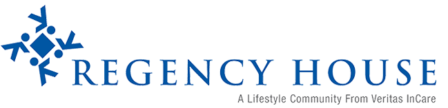 Logo-Regency House Senior Living, Hixon TN