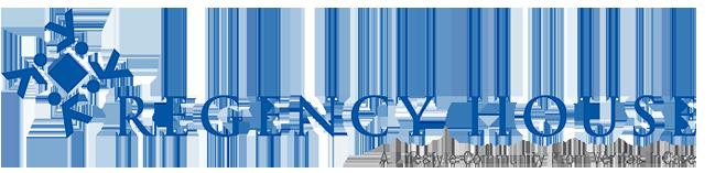 Logo-Regency House Senior Living, Hixon TN